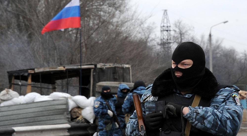 prøve russiske revolusjonen
