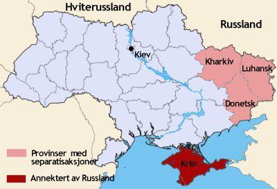kart over ukraina og krim halvøya Kureren   Folkeavstemninger planlegges i Øst Ukraina kart over ukraina og krim halvøya
