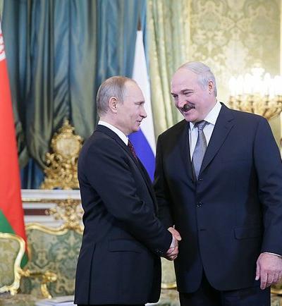 presidenten i russland