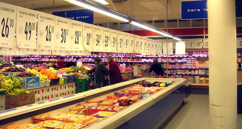 største dagligvarekjede i norge